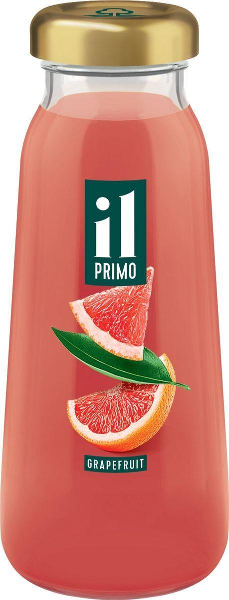 Нектар IL Primo Грейпфрутовый с мякотью