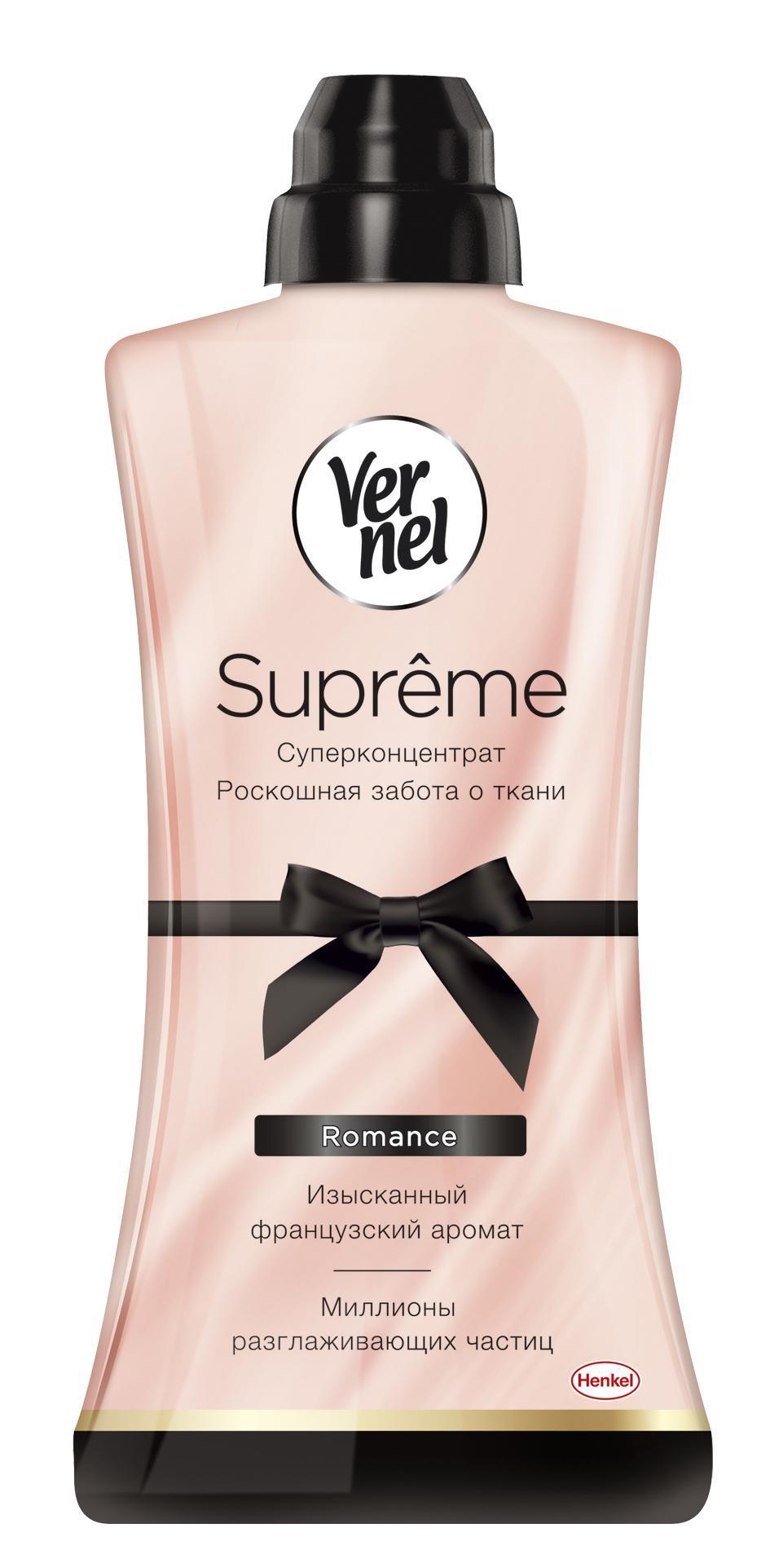 Кондиционер для белья Vernel Supreme Romance