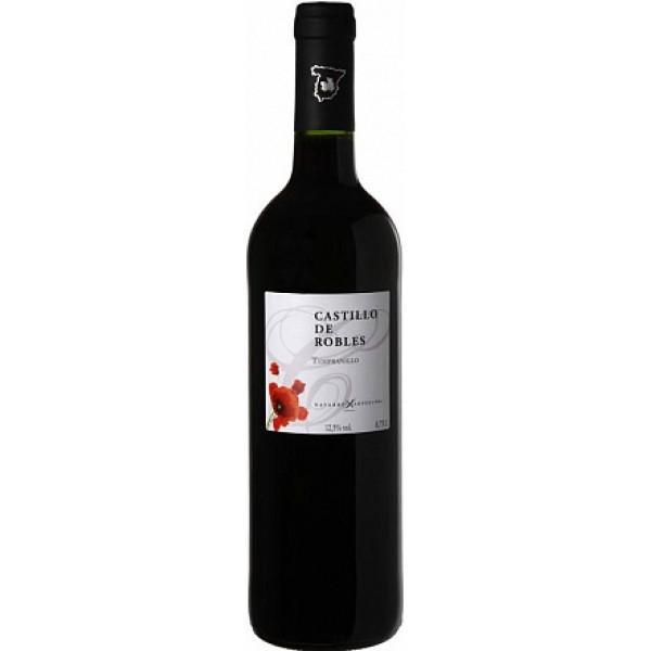 Вино Castillo Савиньон Темпранильо красное сухое