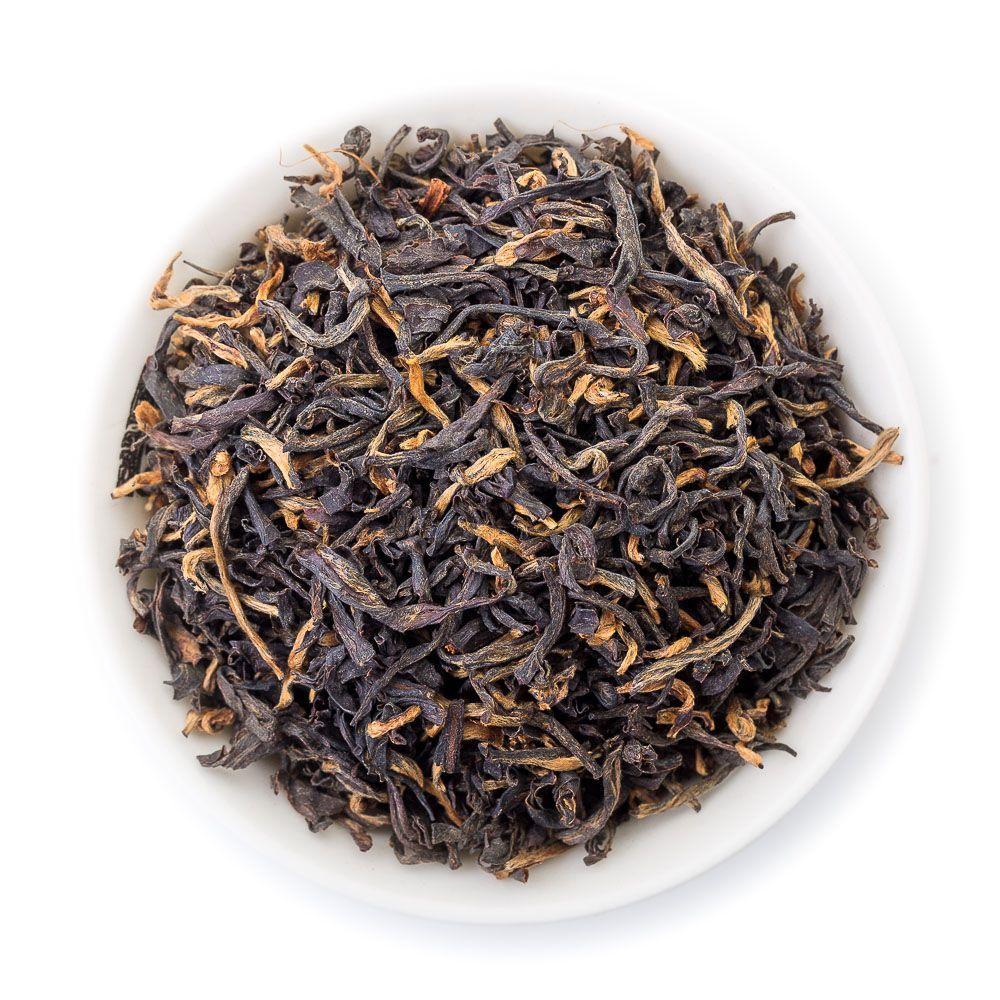 Чай листовой Плантационный черный чай Ассам Дайсаджан
