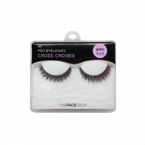 Ресницы накладные The Face Shop Daily beauty tools Pro eyelash 01 Natural 1 шт