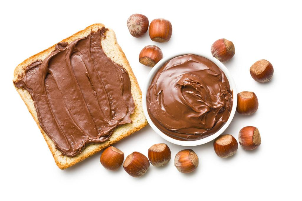Шоколадная паста CaoVita Nuts