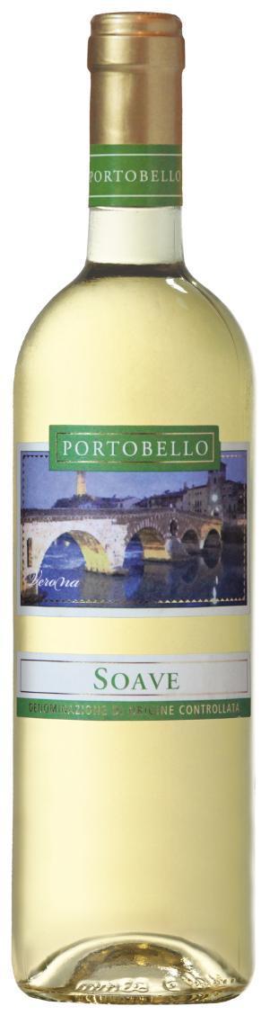 Вино Портобелло Соаве, Италия