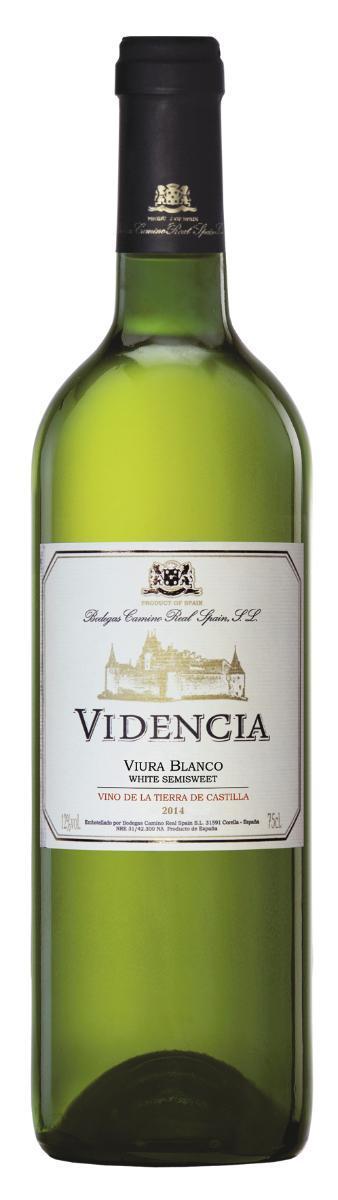 Вино Виденсия Виура Бланко, Испания
