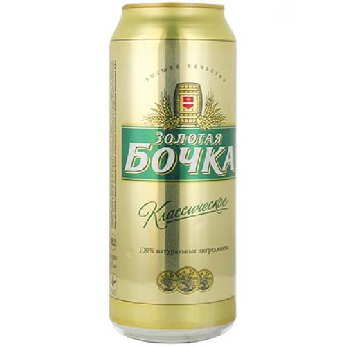 Пиво Золотая Бочка