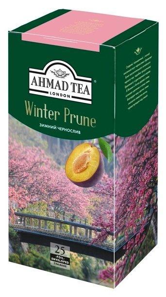 Чай Ahmad tea Winter prune черный 25 пак.