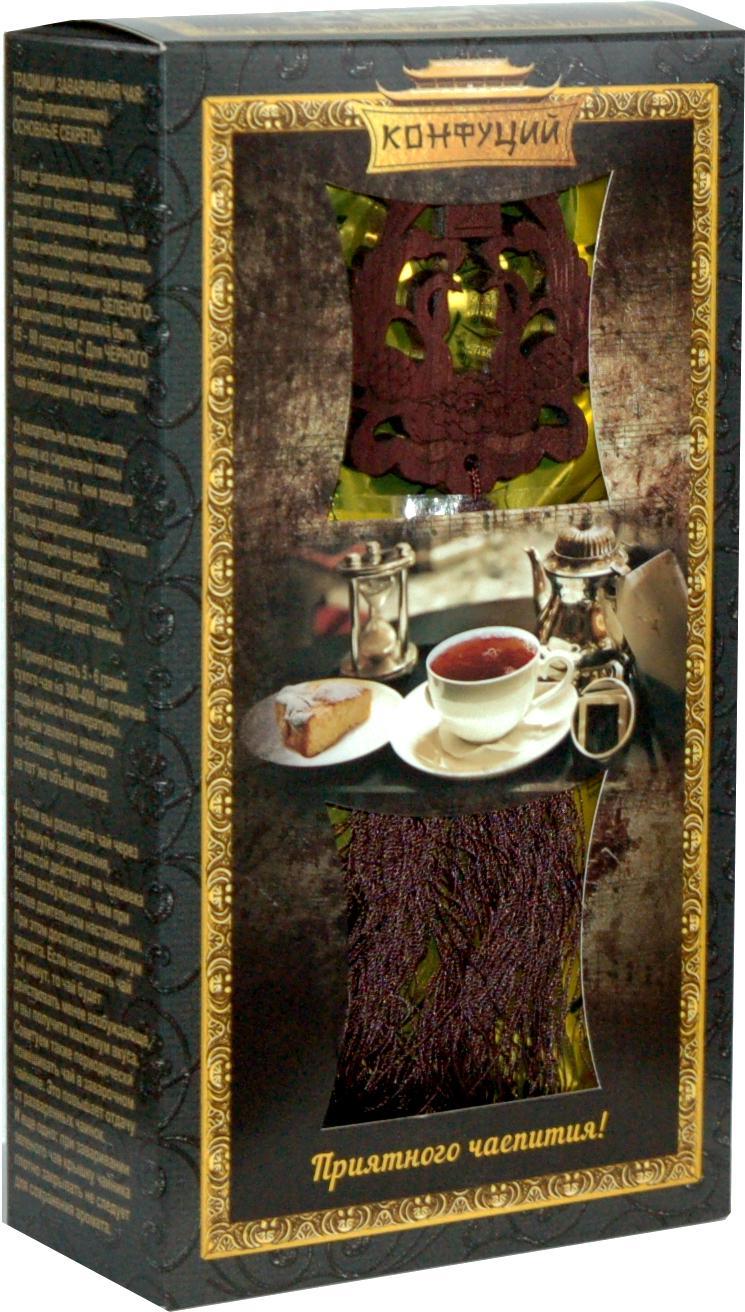 Чай Конфуций Праздник Дракона зеленый