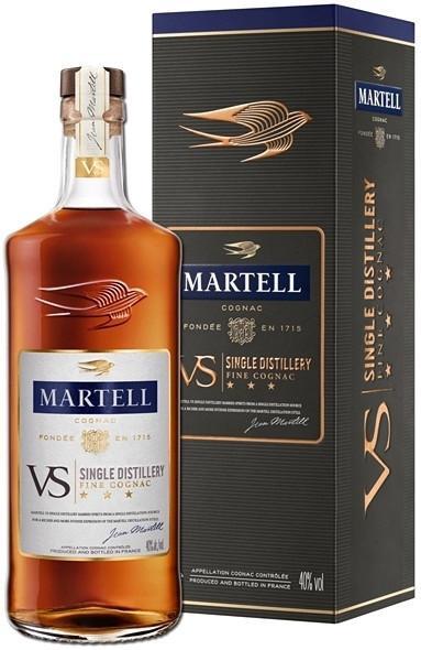 Коньяк Martell VS Single Distillery 40%
