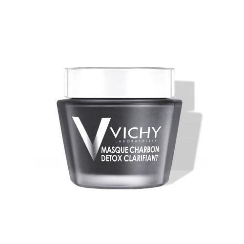 Детокс-маска Vichy с древесным углем