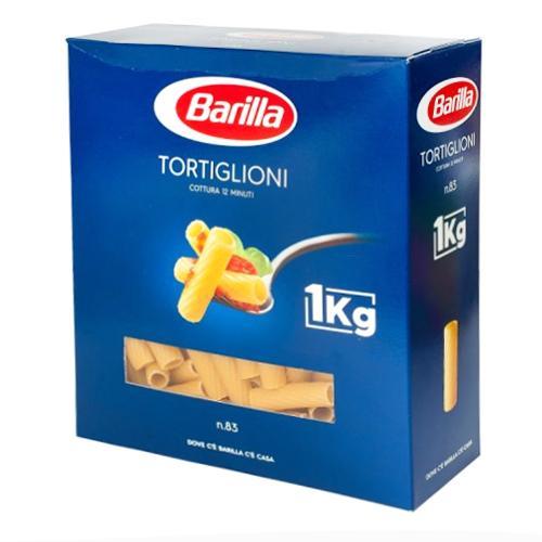 Макароны Barilla(Барилла) Тортильони №83 1кг