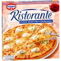 Пицца Dr.Oetker Ristorante 4 сыра замороженная