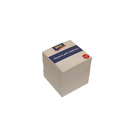 Блок бумаги Aro в пластиковом корпусе 9х9