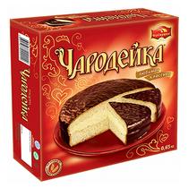 Торт Черемушки Чародейка бисквитный