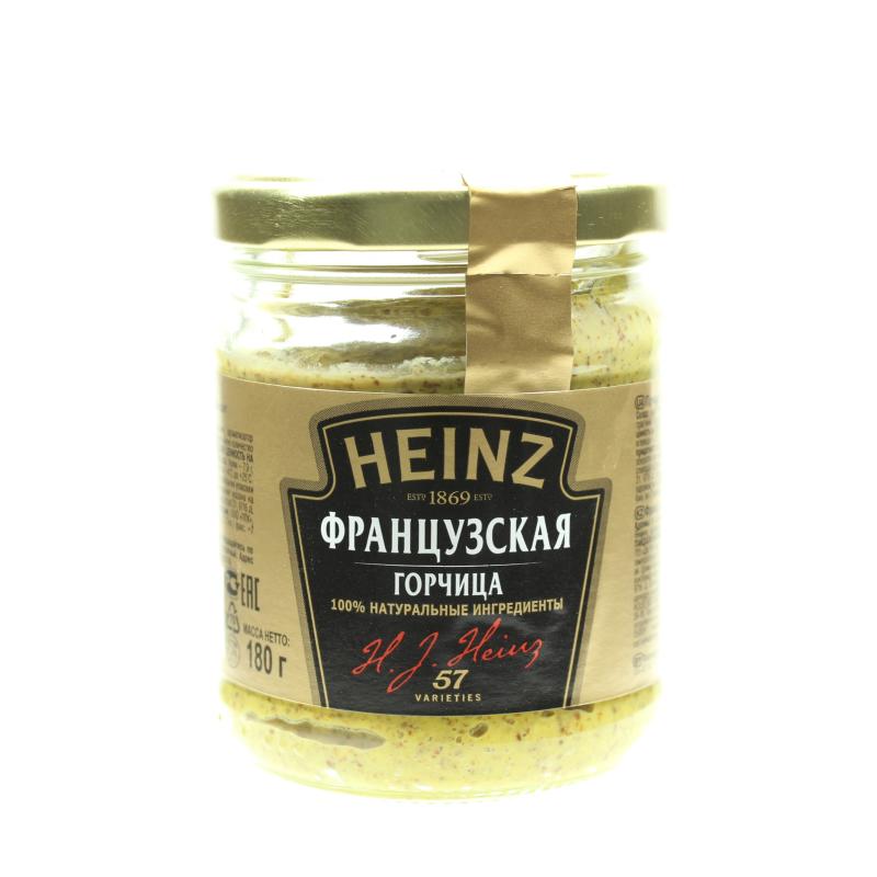 Горчица Heinz французская