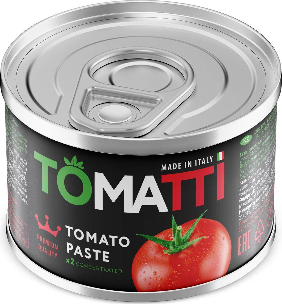 Томатная паста Tomatti