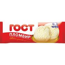 Мороженое пломбир Челны Холод ГОСТ 1 кг