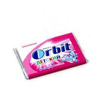Жевательная резинка Orbit для детей классический