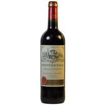 Вино Montmeyrac розовое сухое столовое 10,5%