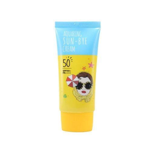 Крем солнцезащитный Baviphat Urban City Aquaring Sun-Bye Cream SPF50+ PA++++