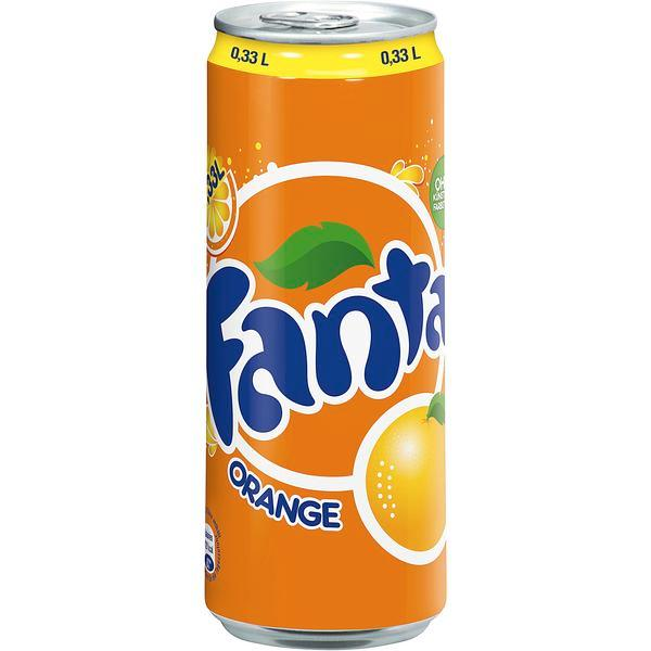 Газированный напиток Fanta апельсин газированный