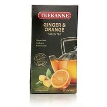 Чай Teekanne Ginger & Orange зеленый в пакетиках 43.75 гр