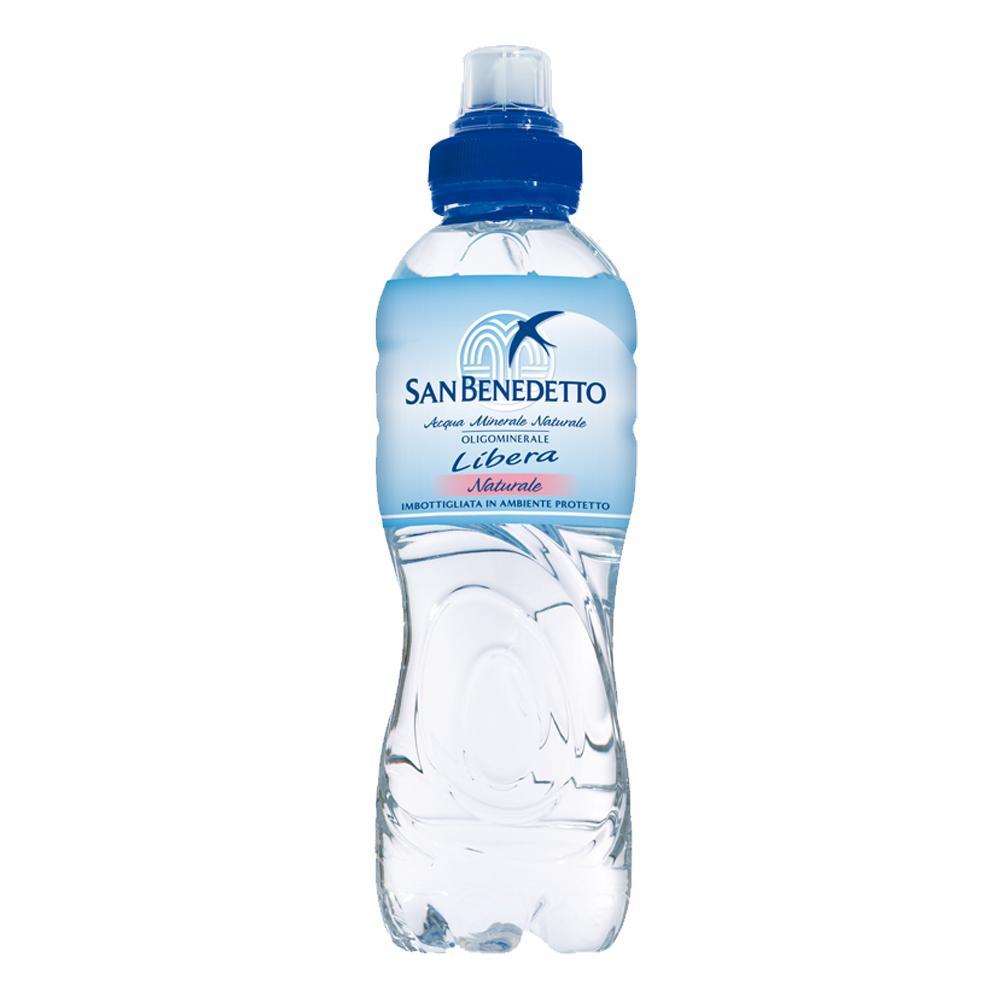 Минеральная вода San Benedetto  негазированная СПОРТ