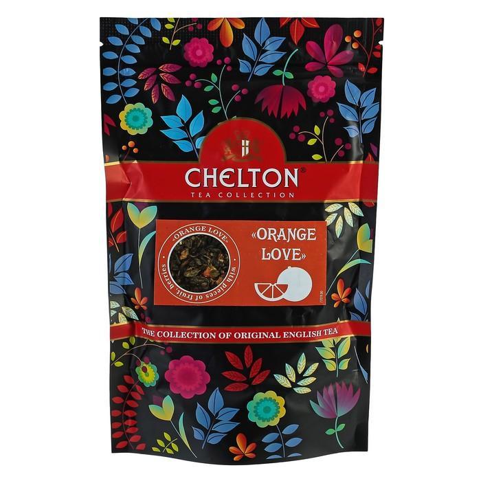 Чай черный Chelton Orange Love