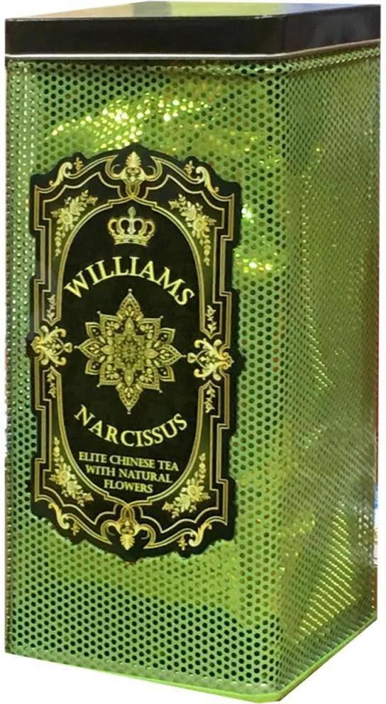 Чай оолонг Williams Narcissus