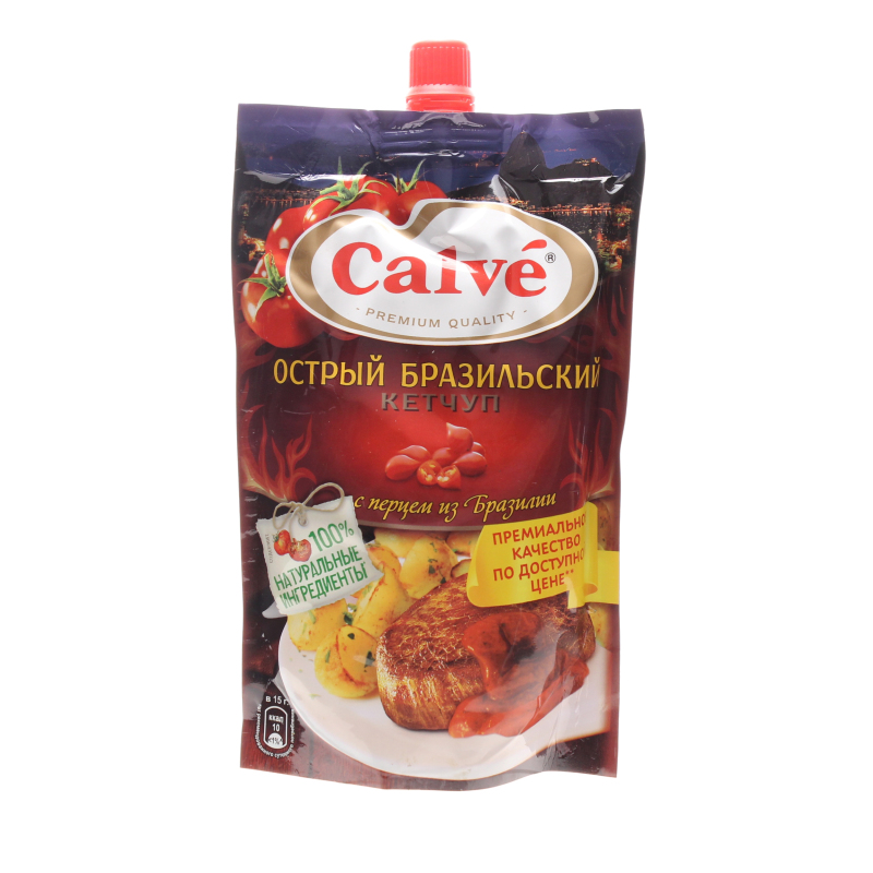 Кетчуп Calve Бразильский