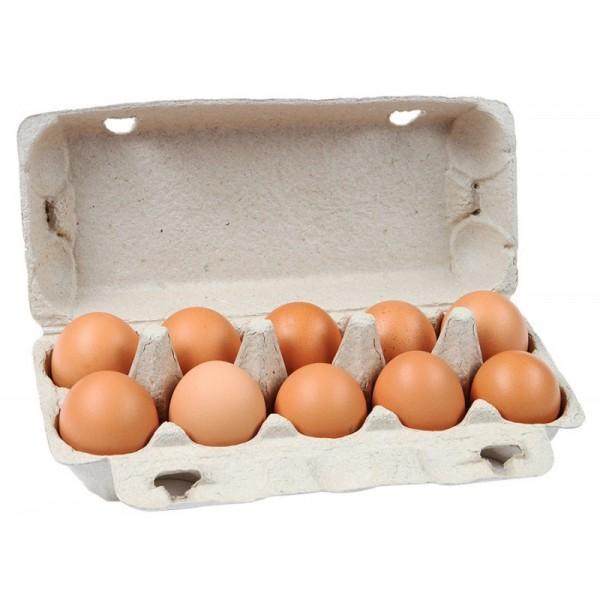 Яйцо куриное столовое 1 категории Ивановская пт.ф-ка