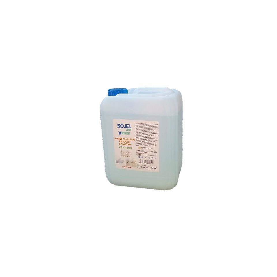 Универсальное моющее средство SOJEL нейтральное, концентрат