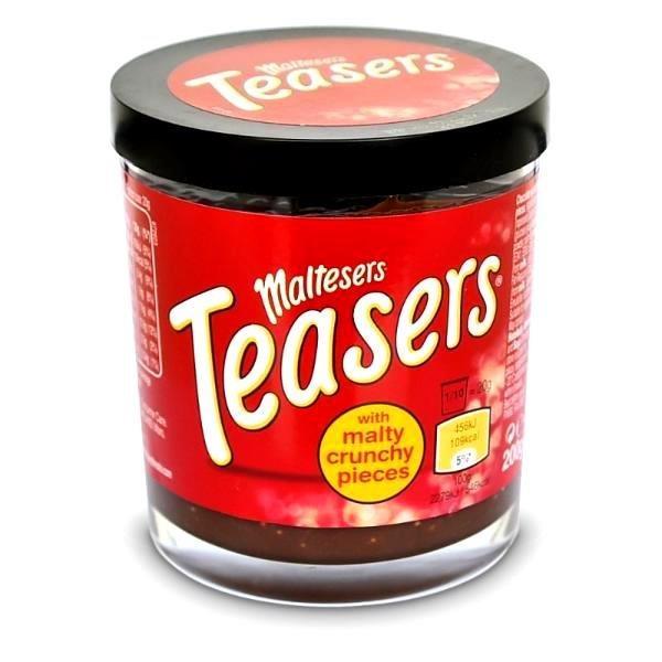 Шоколадная паста Maltesers Teasers