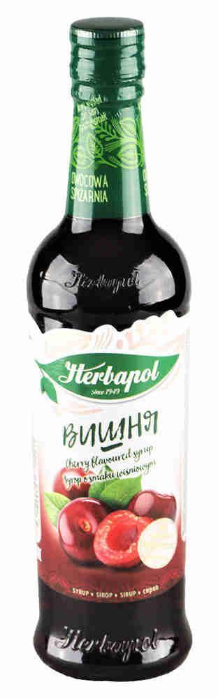 Сироп Herbapol со вкусом вишни