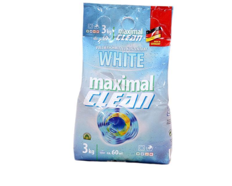 Стиральный порошок Maximal Clean для белого белья