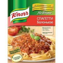 Приправа Knorr На второе Спагетти болоньезе