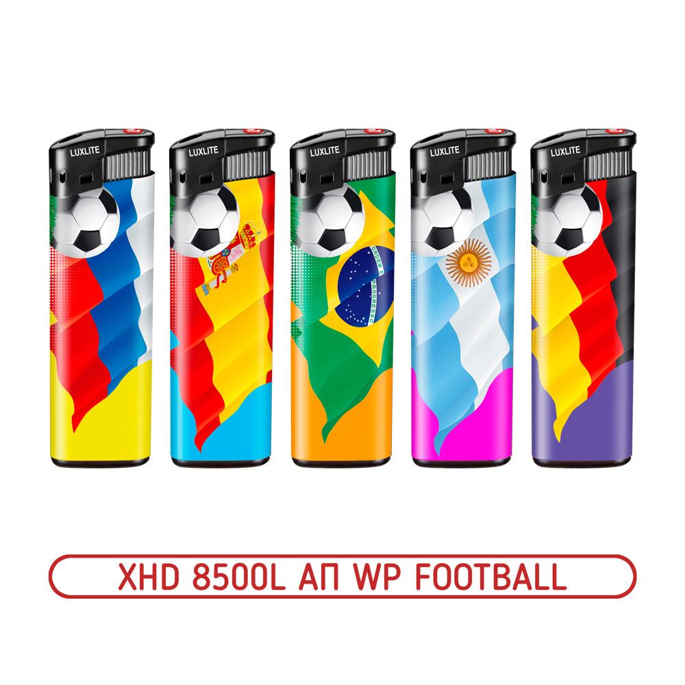 Зажигалка XHD 8500L Luxlite Colour с нажимным механизмом
