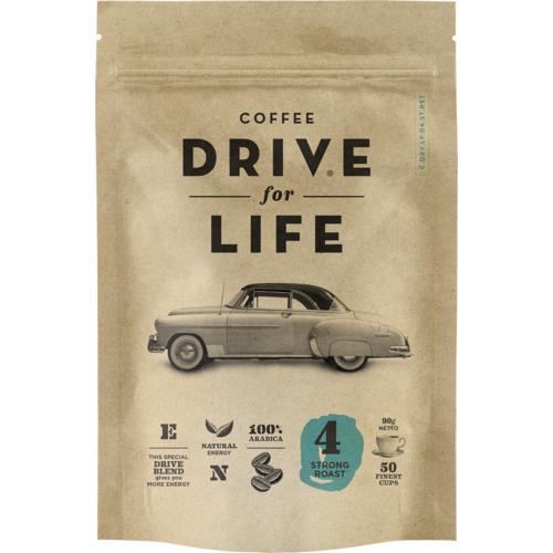 Кофе Drive for Life Strong сублимированный 90 гр