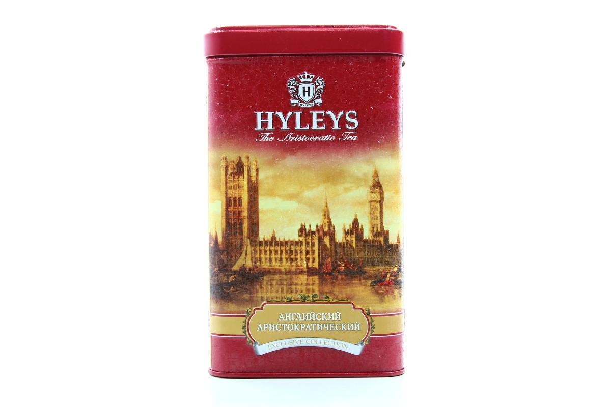 Чай черный Hyleys Английский Аристократический