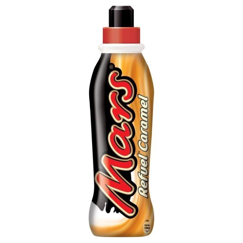 Напиток Mars Caramel Milk