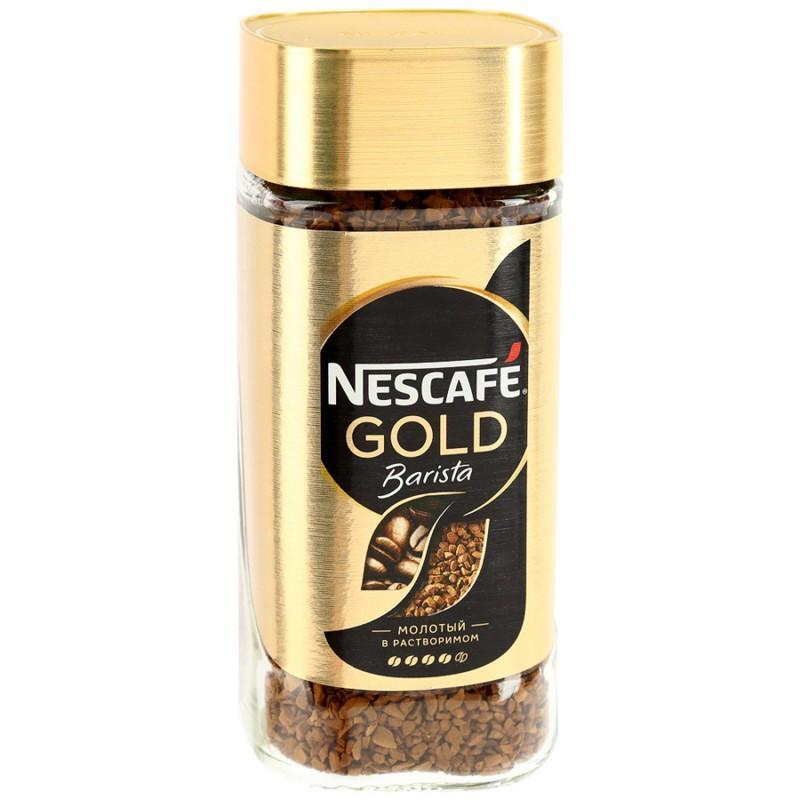 Кофе Nescafe Gold Barista