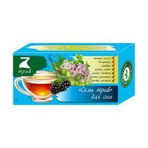 Чай травяной Конфуций Семь трав для сна 20 пакетов