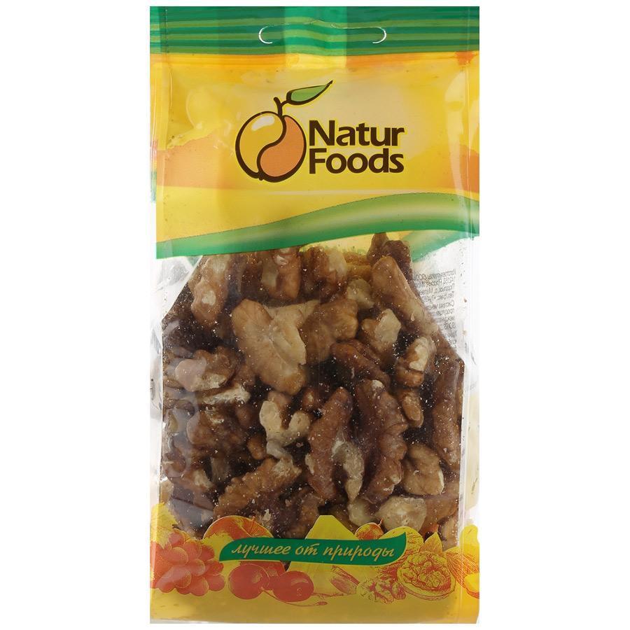 Орех Natur foods грецкий очищенный