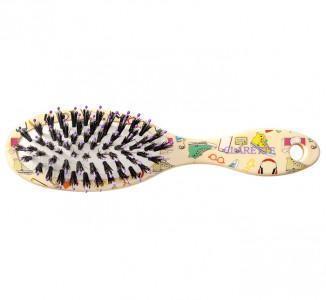 Щетка для волос Clarette kids Компакт со смешанной щетиной