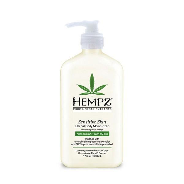 Молочко Hempz  для тела увлажняющее Оригинальное Original Herbal Moisturizer
