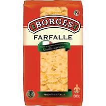 Макаронные изделия Borges Farfalle