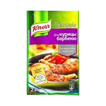 Приправа Knorr Для курицы барбекю Глазированные бедрышки