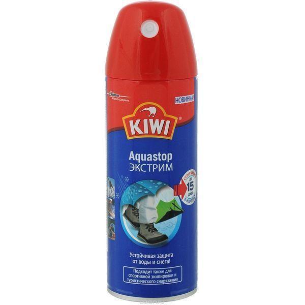 Средство для обуви KIWI Aquastop Экстрим