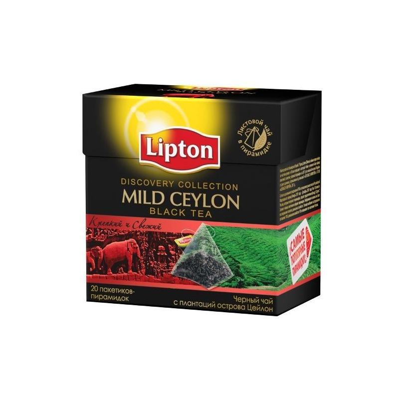Чай Lipton черный