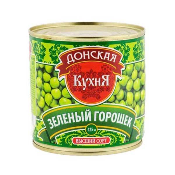 Горошек Донская Кухня Зеленый