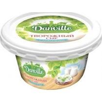 Сыр Danville творожный сливочный 68%